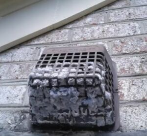 clogged dryer vent bethesda md